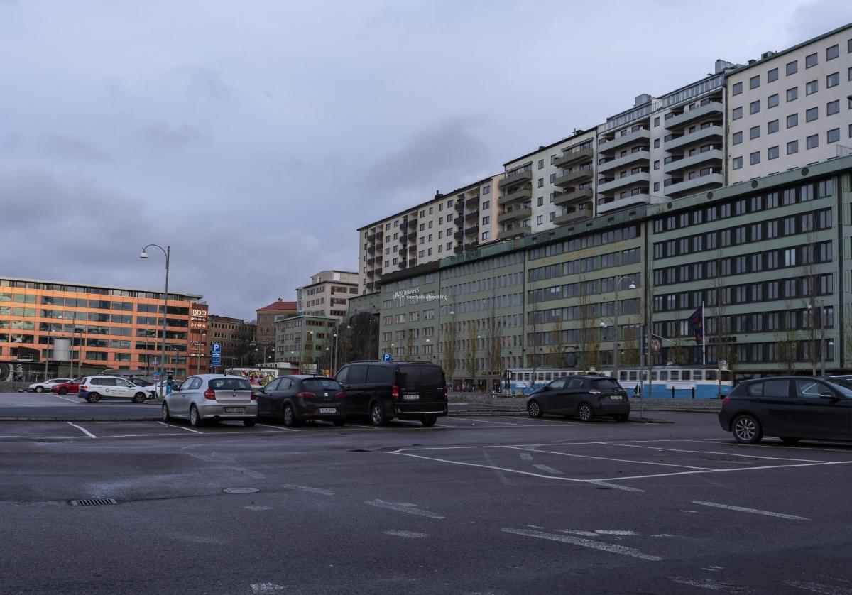 N har kommunfullmäktige beslutat att man ska bygga bostäder på Skeppsbron. Det ska bli både bostäder, kontor och verksamheter i området. byggstart beräknas år 2022.