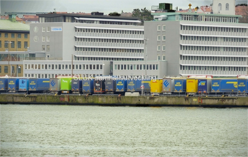#Masthuggskajen syns från Eriksberg #sluk.se