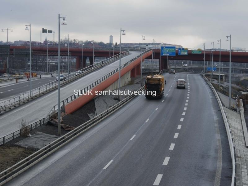 #Trafik röde orm #sluk.se