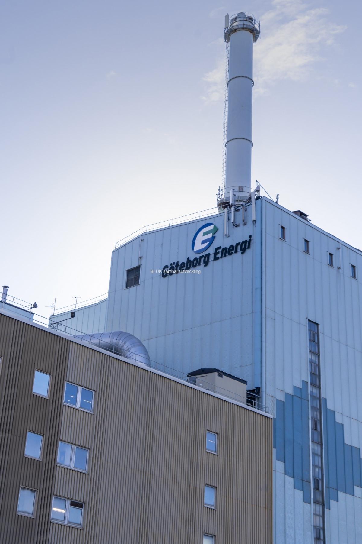 Kommer Göteborgs Energi att påverkas av byggplanerna?