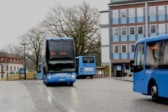 Linje100 anländer till Borås år 2017