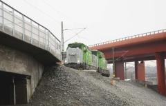 Green Cargo år 2017