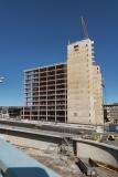Göteborg är under omvandling och mycket sker just vid gullbersvass. Det räcker inte med bara E.-45, Västlänken och Hisingsbron. Här byggs kontorsfastigheter samtidigt.