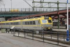 Regiontåg på stationen i Borås