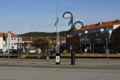 Bussterminal Lilla Edet år 2017