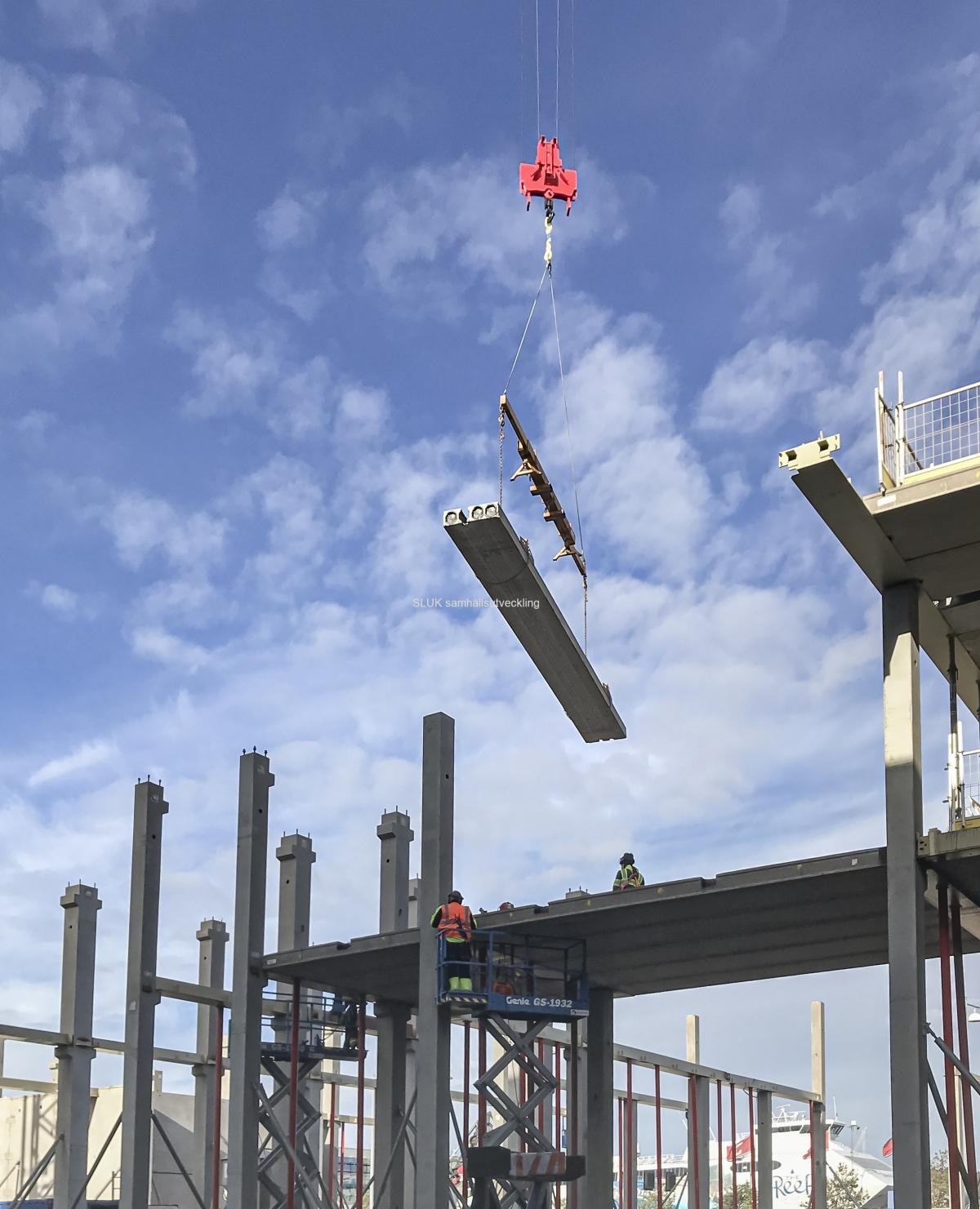 Flera aktörer kommer att börja bygga bostäder på Masthuggskajen fr om nästa år.