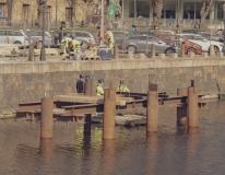 Kanalen är en arbetsplats