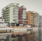 Snart är det dags att flytta in i de nya bostäderna som byggs vid Säveån