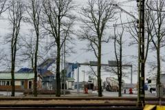 Varbergs hamn år 2017